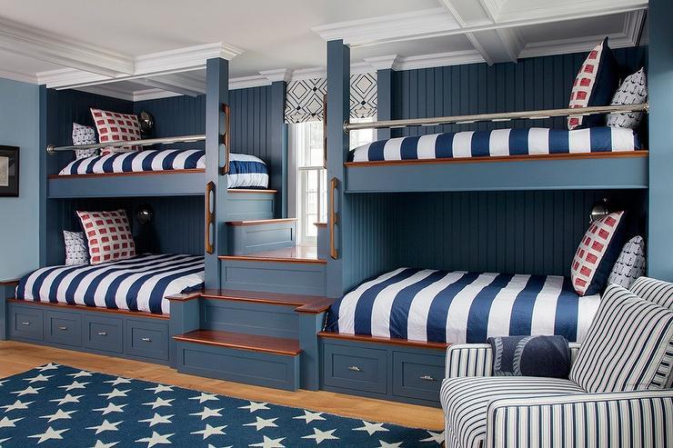 Built Bunk Beds Design Ideas