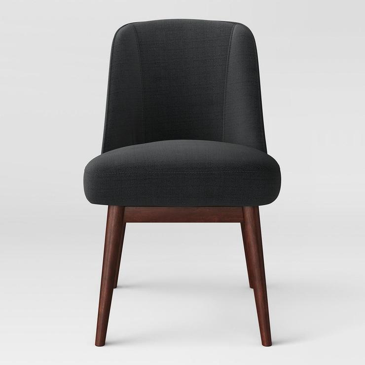 Williams Sonoma Home White Wingback Hank Chair