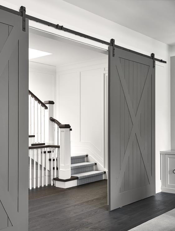 Kids Room Barn Door Design Ideas
