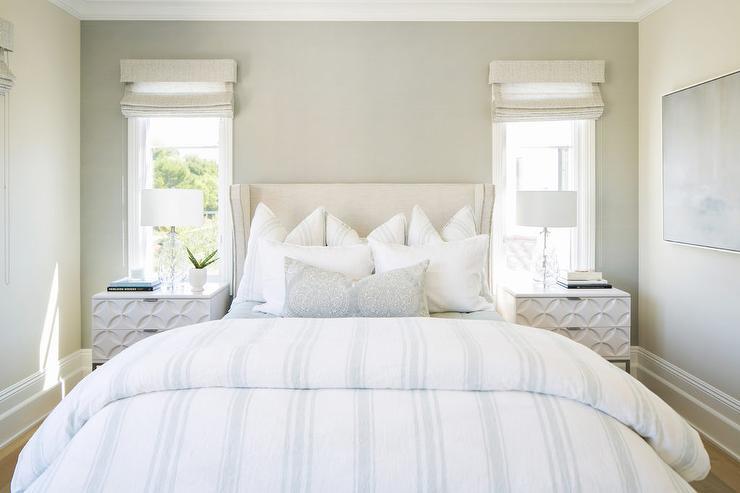 Off Center Bedroom Windows Design Ideas