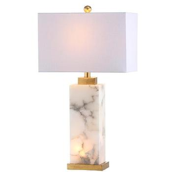 Muse Table Lamp In Gold