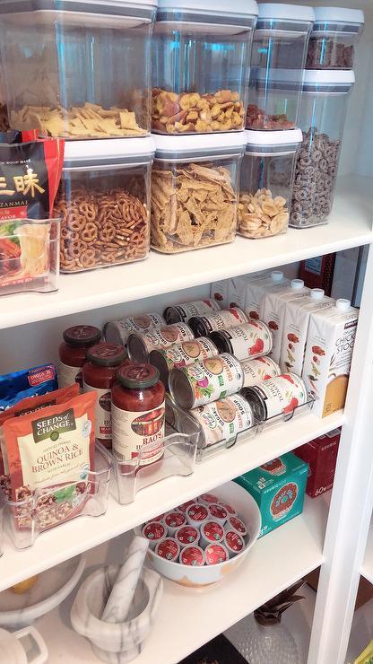 Marie Kondo Method Kitchen Pantry