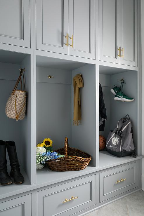 Remarkable Gray Mudroom Design Ideas Inzonedesignstudio Interior Chair Design Inzonedesignstudiocom