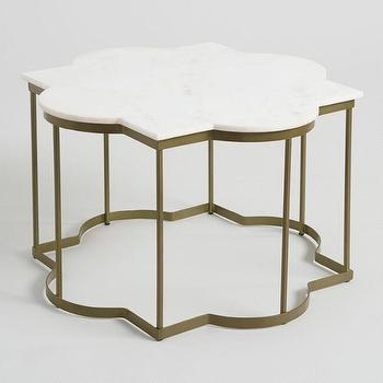 Palais Coffee Table With Shelf Z Gallerie