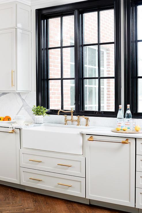 Window Over Kitchen Sink Design Ideas