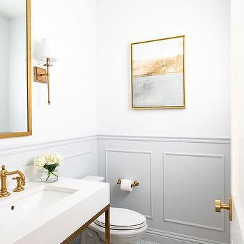 Restoration Hardware Cartwright Powder Room Vanity Sink