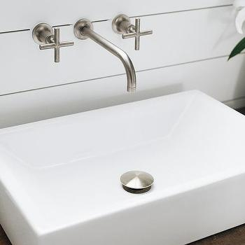 Wall Mounted Faucet Design Ideas