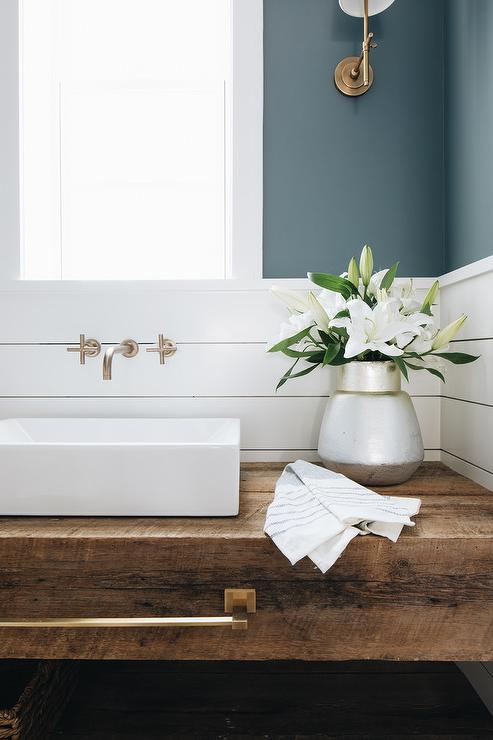 Wall Mounted Sink Design Ideas