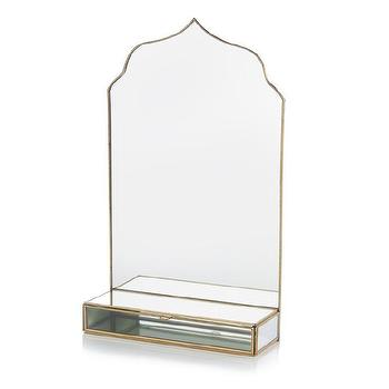 Faceted Mirror Boxes