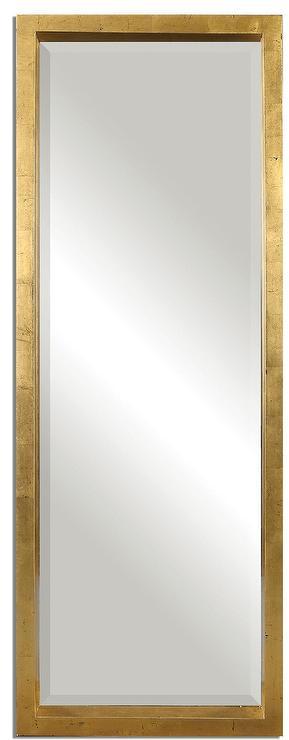 Antique Tiled Floor Mirror West Elm