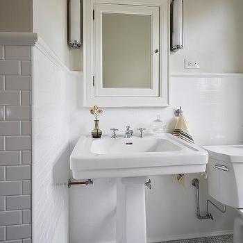 half tiled bathroom walls design ideas