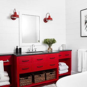 Black Granite Bathroom Vanity Top Design Ideas