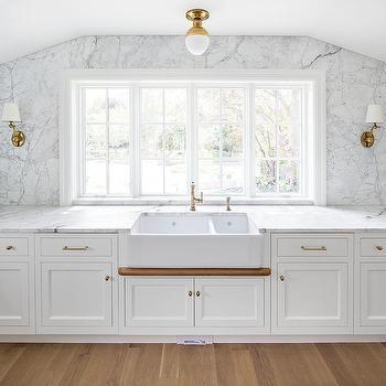 Brass Kitchen Fixtures Design Ideas