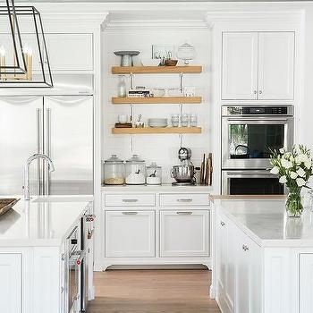 Double Wall Oven Design Ideas