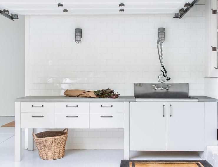 Garage Utility Sink Design Ideas, Garage Sink Ideas