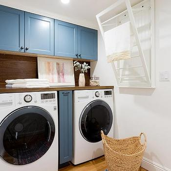 Drying Rack Over Washer Dryer Design Ideas