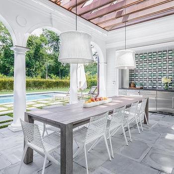 Pool House Kitchen Design Ideas