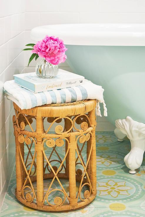 Remarkable Seahorse Teal Ceramic Garden Stool Alphanode Cool Chair Designs And Ideas Alphanodeonline