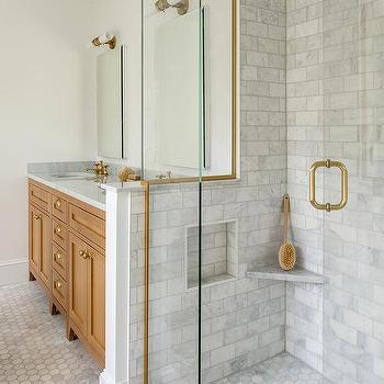 Frameless Glass Shower Door Design Ideas