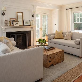 Blue Neutral Living Room Design Design Ideas