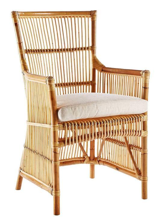 Brilliant Opalhouse Avocet Rattan Fan Back Accent Chair Lamtechconsult Wood Chair Design Ideas Lamtechconsultcom