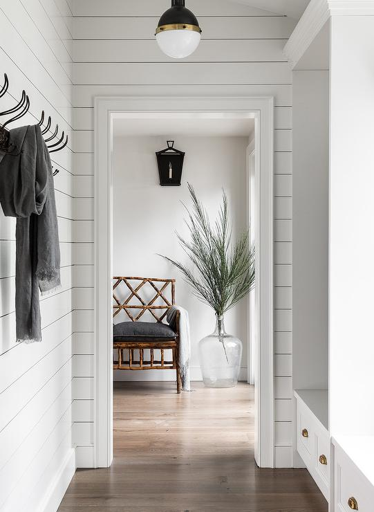 Shiplap Clad Walls Design Ideas