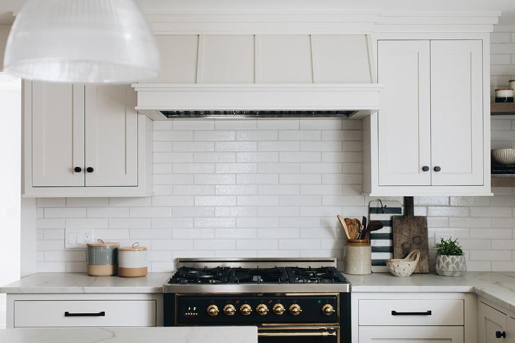 White Cabinets With Oil Rubbed Bronze Hardware Design Ideas