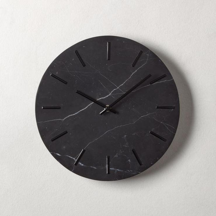 Rebecca Wilson White Tea Time Clock