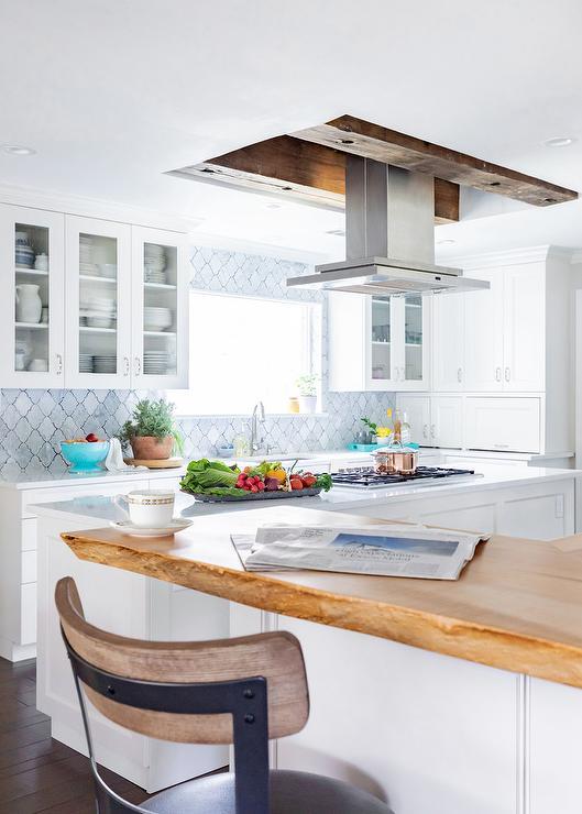 Kitchen Island Cooktop Design Ideas
