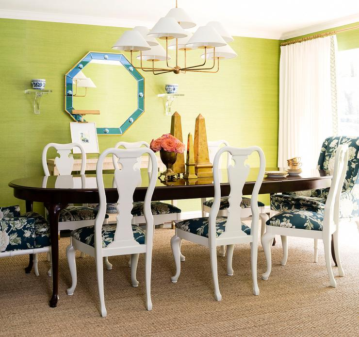 Astonishing White Chippendale Chairs At Oval Black Dining Table Theyellowbook Wood Chair Design Ideas Theyellowbookinfo