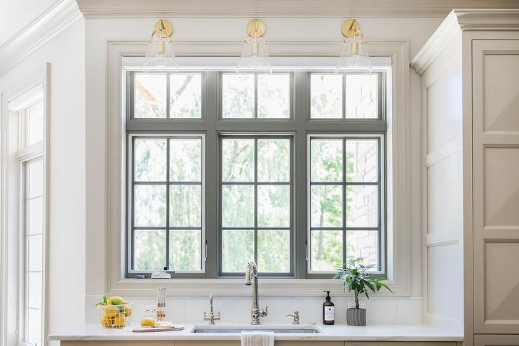 Window Over Kitchen Sink Design Ideas