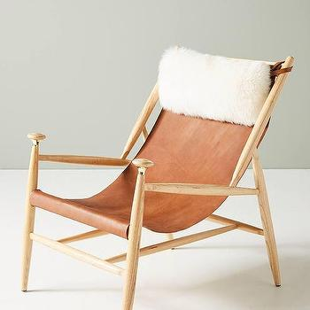 Citrine Soleil Sling Chair Serena Amp Lily