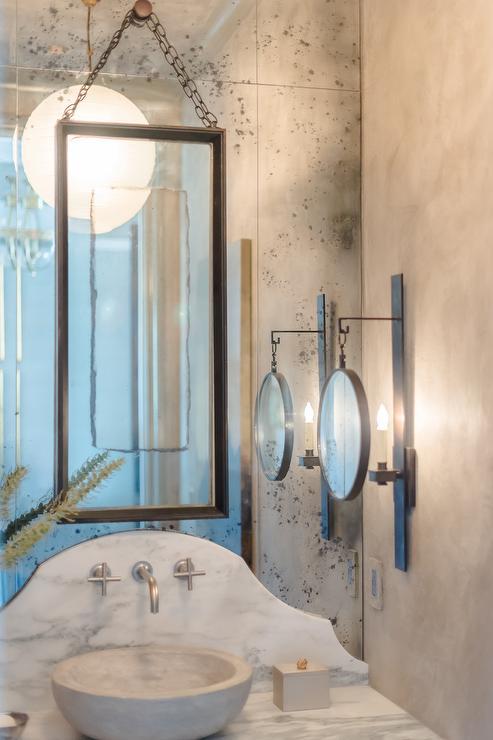 Narrow Bathroom Design Ideas