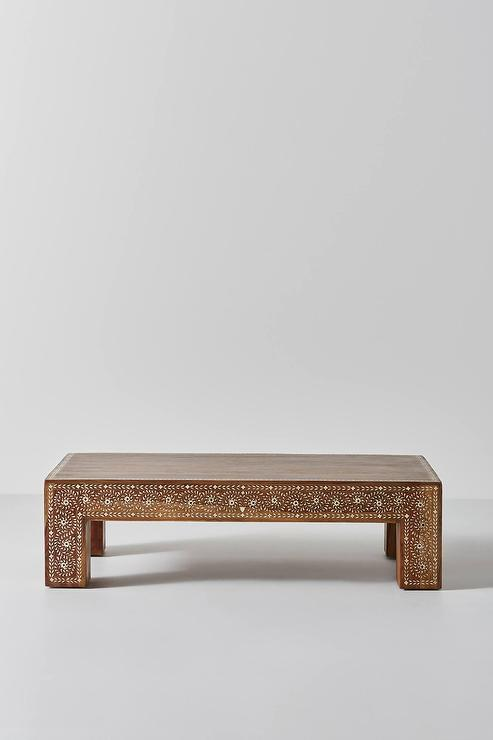 Wondrous Opalhouse Tachuri Geometric Front Wood Coffee Table Inzonedesignstudio Interior Chair Design Inzonedesignstudiocom