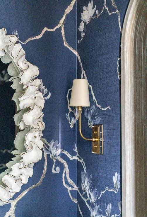 Seashell Vanity Mirror Design Ideas