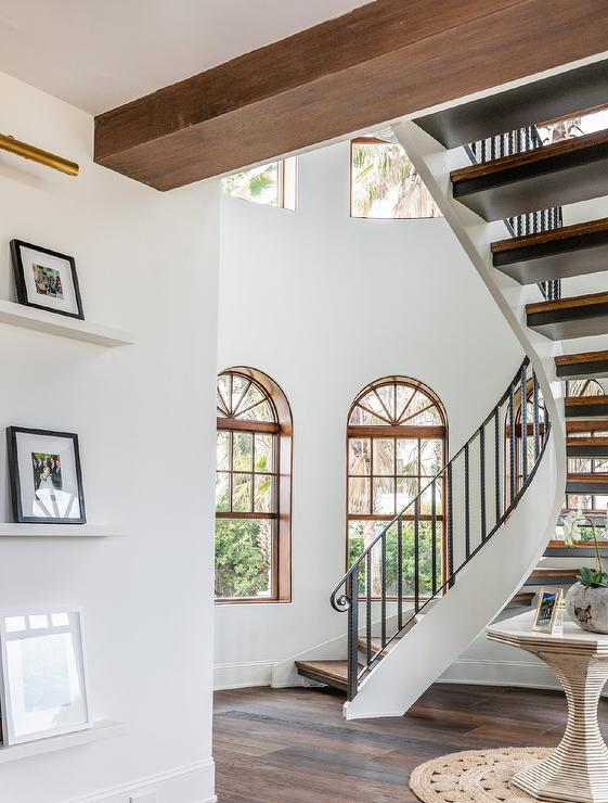 home decorative wrought iron railings for indoor stair.htm spiral staircase with wrought iron handrail and spindles  wrought iron handrail and spindles