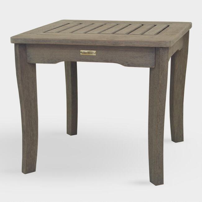 Aracari Black Tall Table