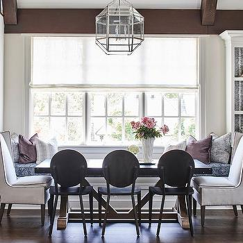White Wingback Dining Chairs Design Ideas, Wingback Dining Room Chairs