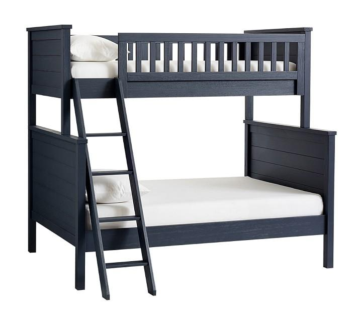 Camp Twin Over Full Bunk Bed Pottery Barn Kids