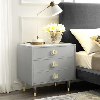 Nightstand Look 4 Less And Steals And Deals