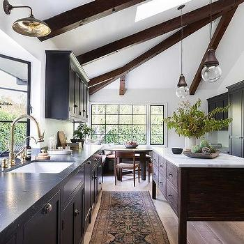 Fantastic Chocolate Brown Kitchen Cabinets Design Ideas Home Interior And Landscaping Ologienasavecom