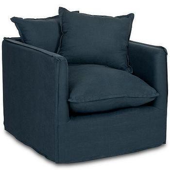 Stripe Chair Arhaus Furniture