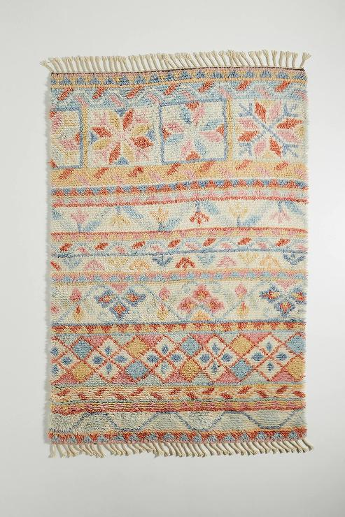 Surya Opulent Blue Hand Knotted Rug