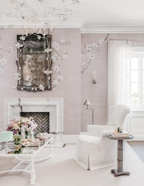 Pale Pink Bedroom Rug Design Ideas
