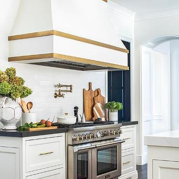 French Range Hood Design Ideas