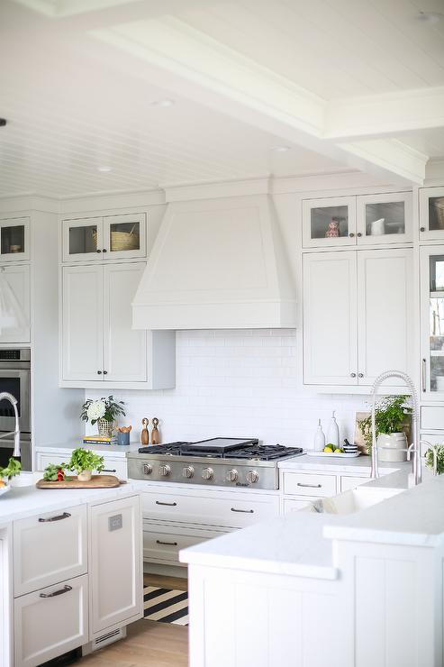 Gray Shaker Cabinets Design Ideas