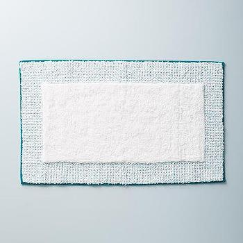 White Cloud Bath Mat