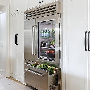 White Kitchen Cabinets Bronze Hardware