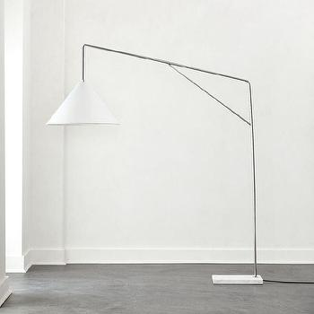 Black And White Marble Floor Lamp