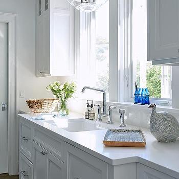 Window Above Kitchen Sink Design Ideas